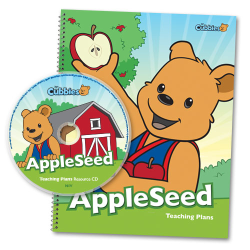 AppleSeed Teaching Plans With Resource CD NKJV (1)